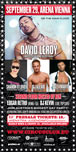 Circus Club Vienna 05 It's The End Of The World with DJ David Leroy, Sharon O Love, DJ Alexio and Performance by Alex Marte Party Flyer